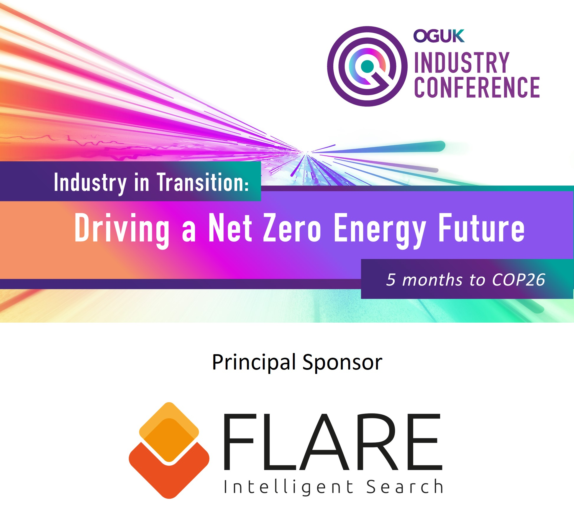 Industry in Transition:  Driving a Net Zero  Energy Future - 5 months to COP26